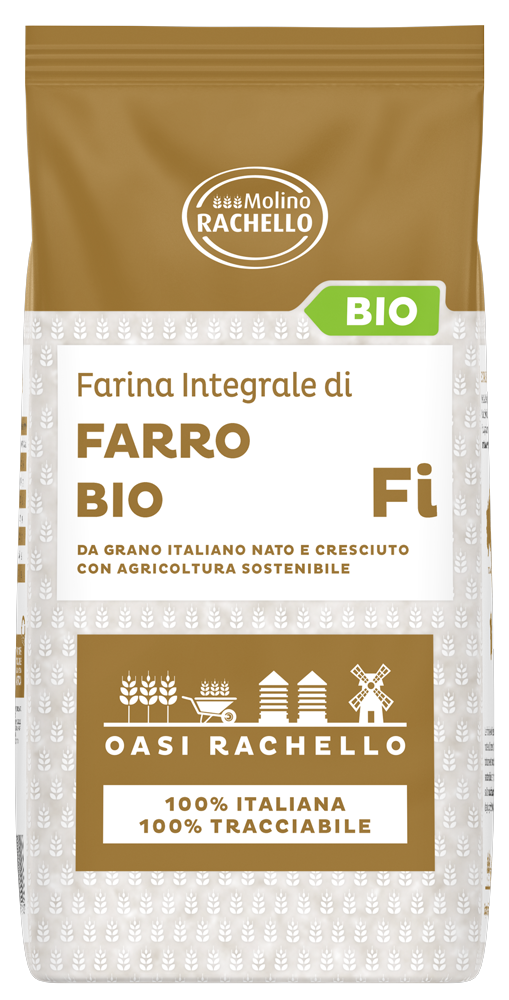 Organic Wholegrain Farro